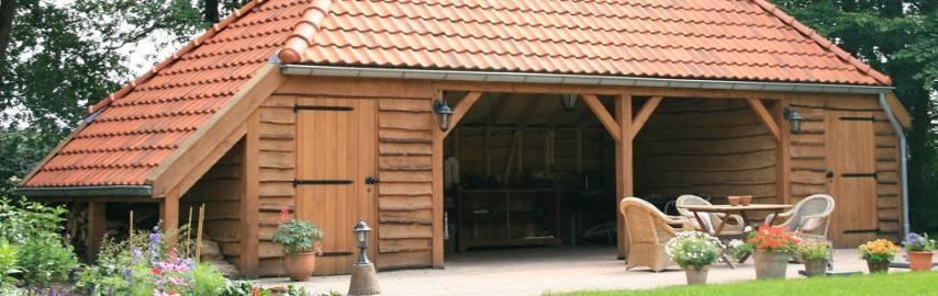 Schipper Houtbouw : Voor uw tuinhuis, kapschuur of carport