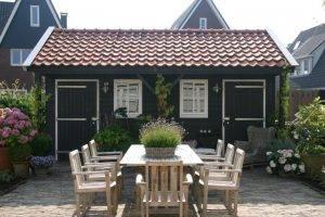 Tuinhuis 2. Verheul Alphen ad Rijn 4
